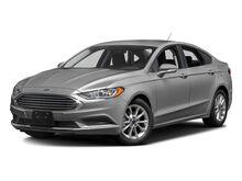 2017_Ford_Fusion_SE_ Memphis TN