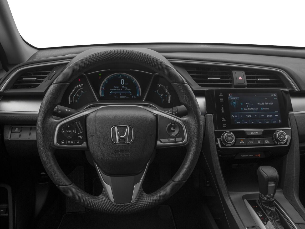 2017 Honda Civic Sedan EX St. John's NL