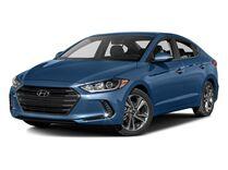 2017 Hyundai Elantra Limited **ONE OWNER**
