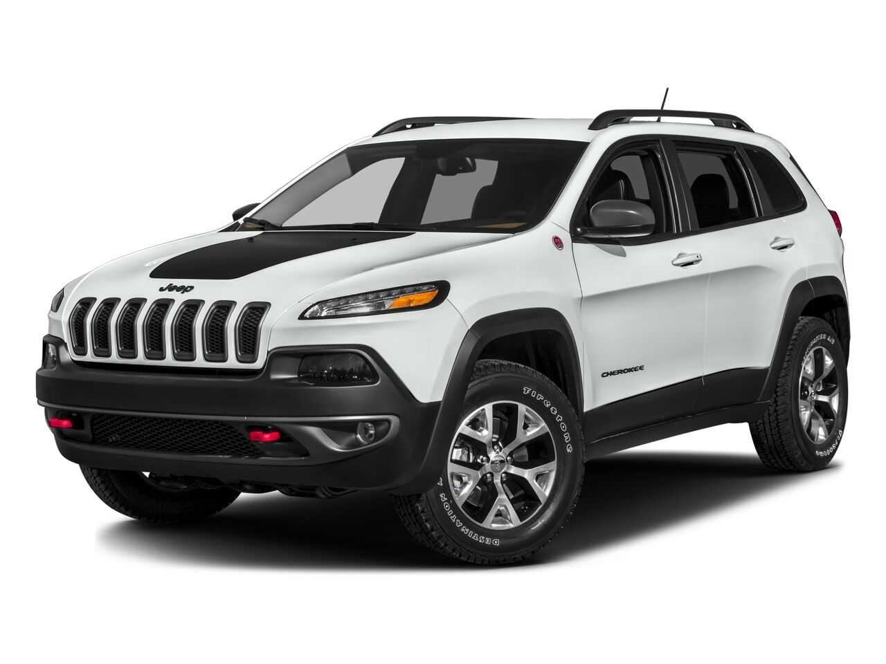 2017 Jeep Cherokee Trailhawk Holland MI