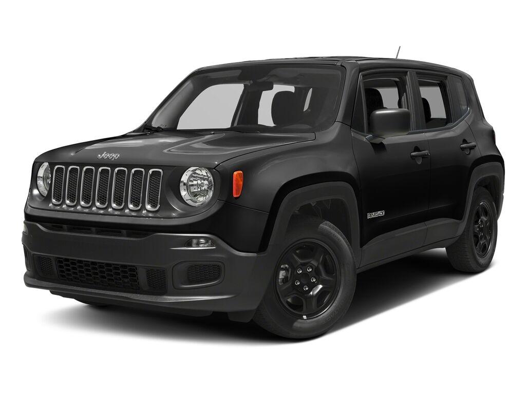 2017_Jeep_Renegade_Sport_ Oklahoma City OK
