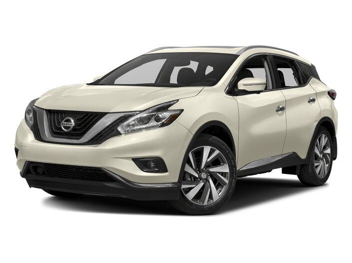 2017 Nissan Murano Platinum Bozeman MT