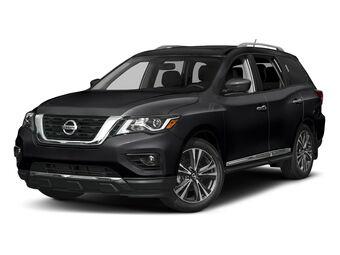 2017_Nissan_Pathfinder_Platinum_ Richmond KY