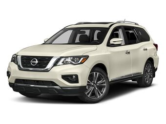 2017_Nissan_Pathfinder_Platinum_ Richmond KY