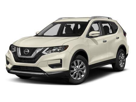 2017_Nissan_Rogue_SV_ Salisbury MD