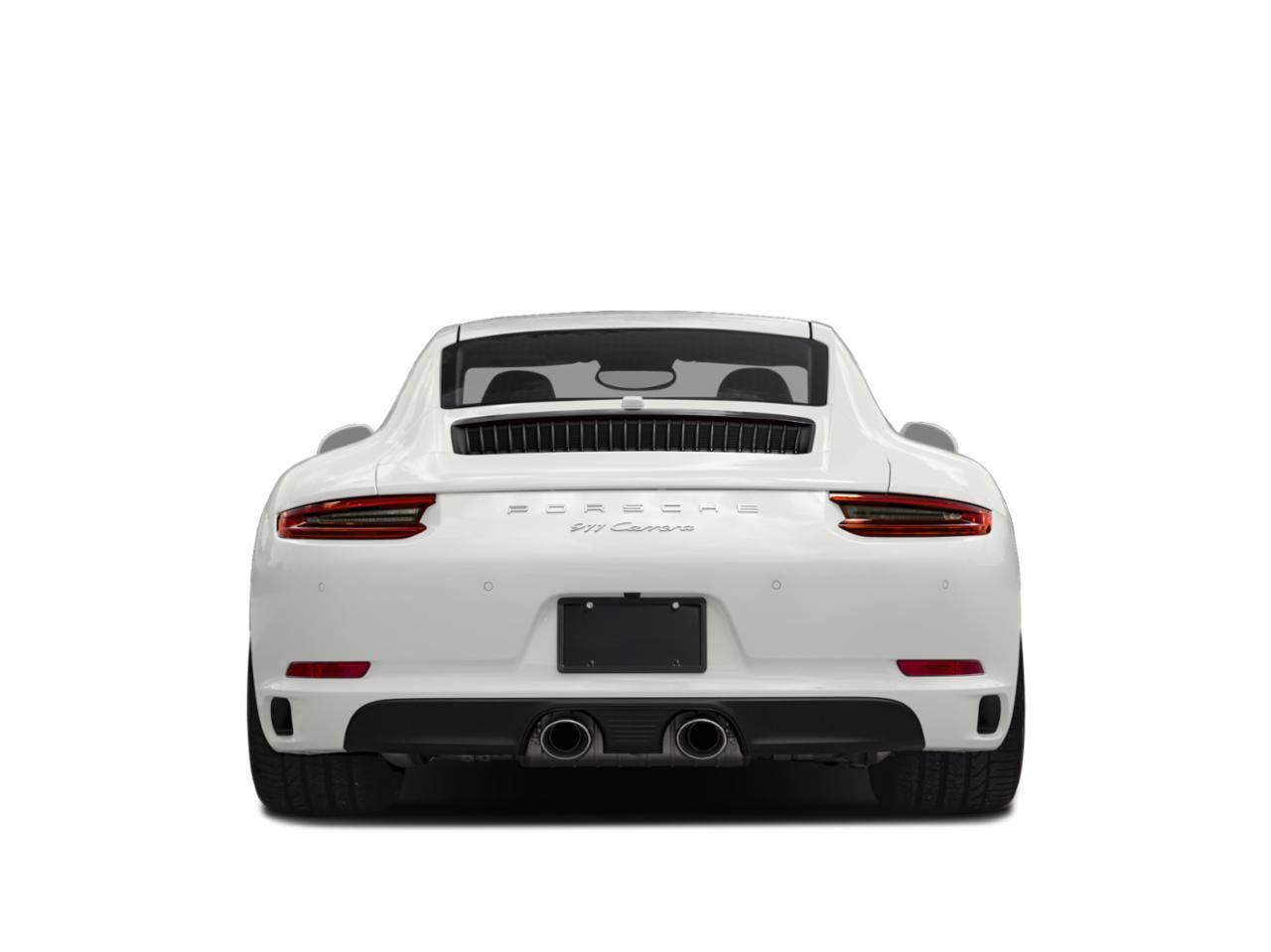 2017 Porsche 911 Carrera Colorado Springs CO