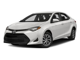 2017_Toyota_Corolla_LE_ Richmond KY