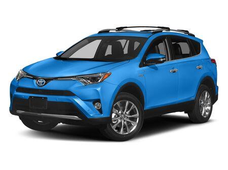 2017_Toyota_RAV4 Hybrid_Limited_ Salisbury MD