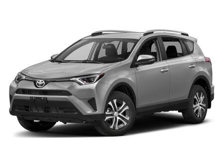 2017_Toyota_RAV4_LE_ Salisbury MD