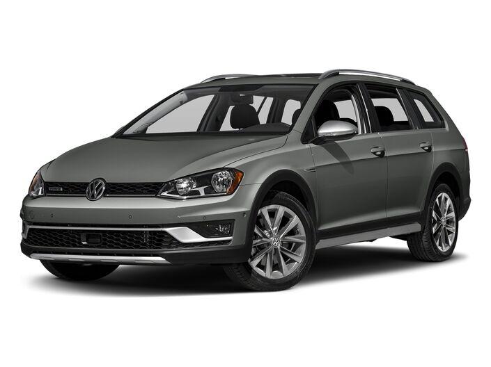 2017 Volkswagen Golf Alltrack SE Seattle WA