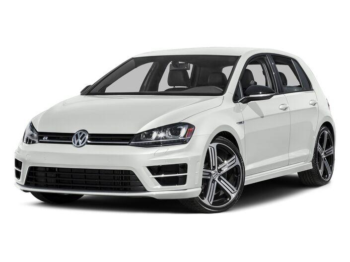 2017 Volkswagen Golf R DCC & Navigation 4Motion Everett WA