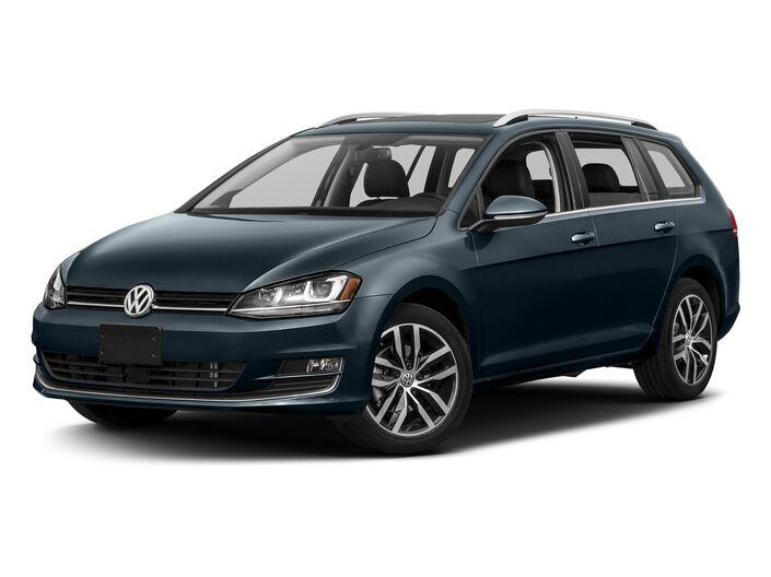 2017 Volkswagen Golf SportWagen TSI S Brookfield WI