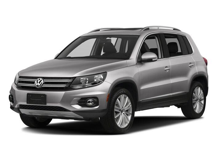 2017 Volkswagen Tiguan 2.0T S Santa Rosa CA