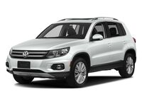 2017 Volkswagen Tiguan Limited 2.0T S LIMITED