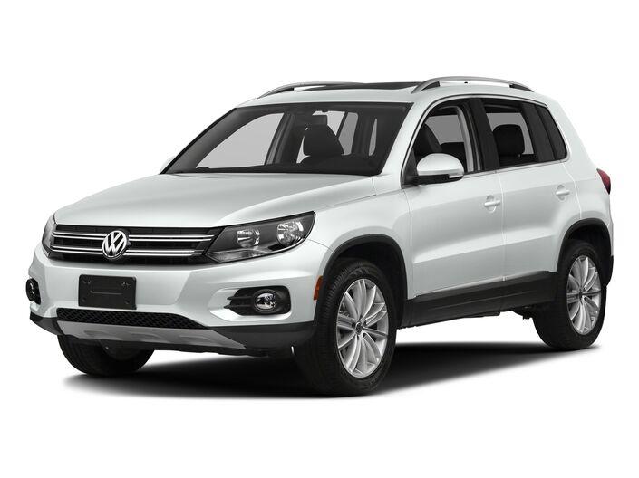 2017 Volkswagen Tiguan Wolfsburg 4Motion Rochester NH