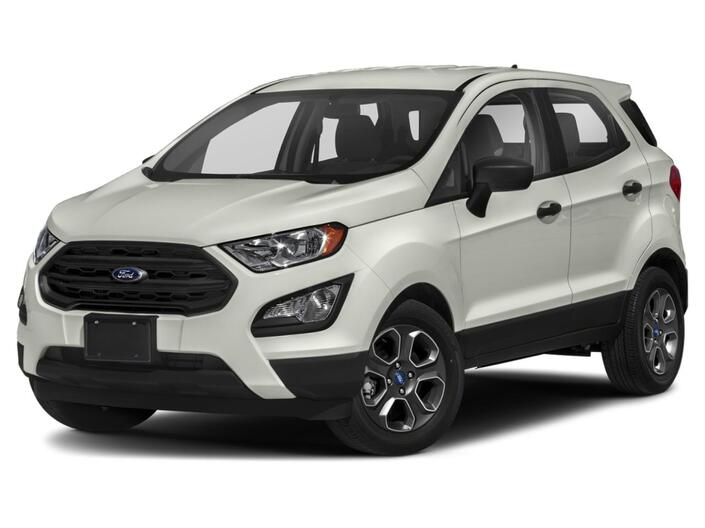 2018 Ford EcoSport S Bayamon PR