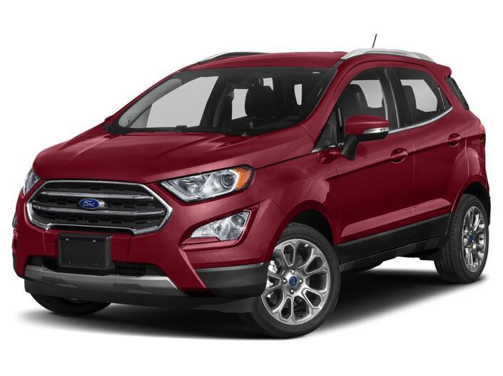 2018 Ford EcoSport SE Owego NY