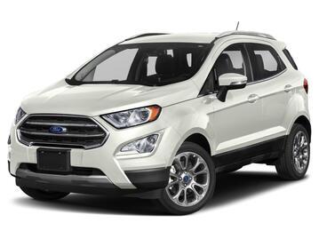 2018_Ford_EcoSport_Titanium_ Santa Rosa CA