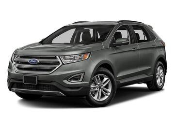 2018_Ford_Edge_SEL_ Santa Rosa CA