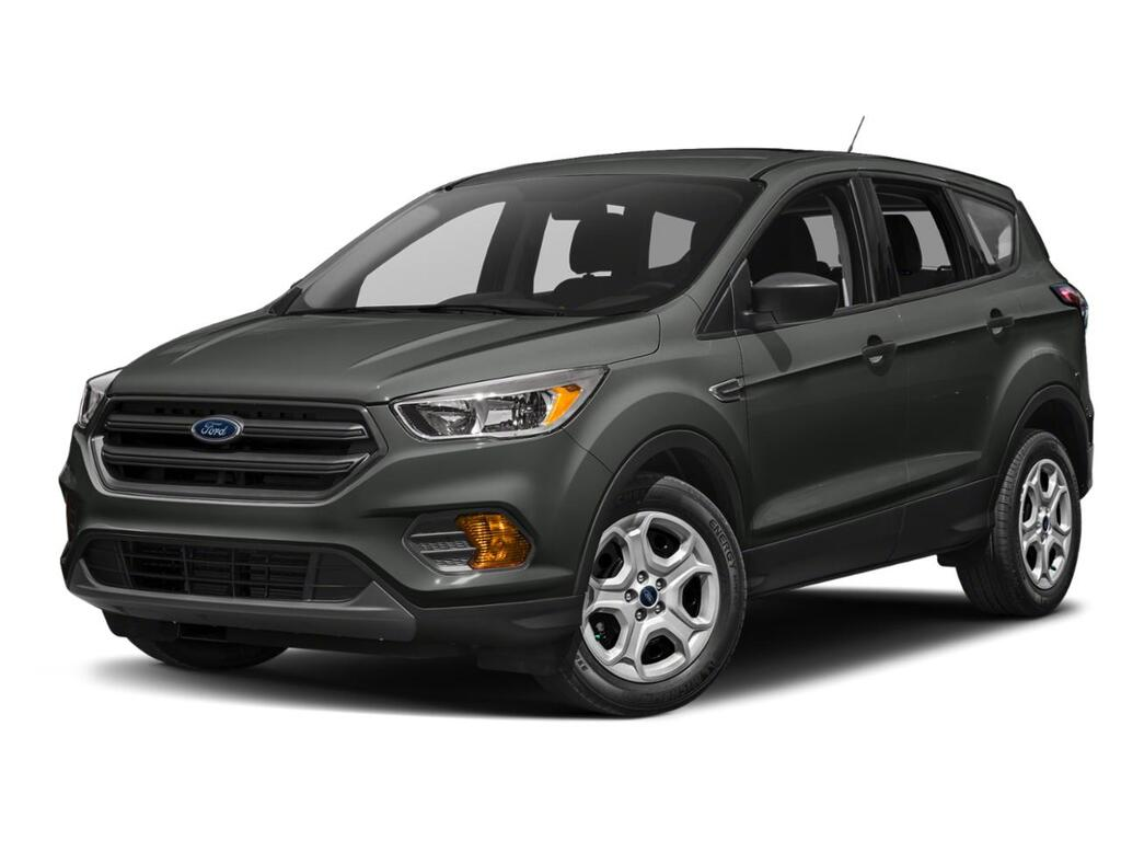 2018_Ford_Escape_SE_ Oklahoma City OK