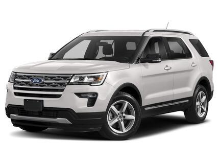 2018_Ford_Explorer_Limited_ Peoria AZ