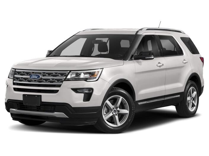 2018 Ford Explorer Sport Santa Rosa CA