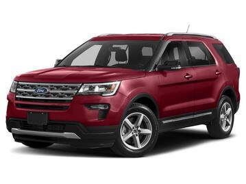 2018_Ford_Explorer_XLT_ Santa Rosa CA