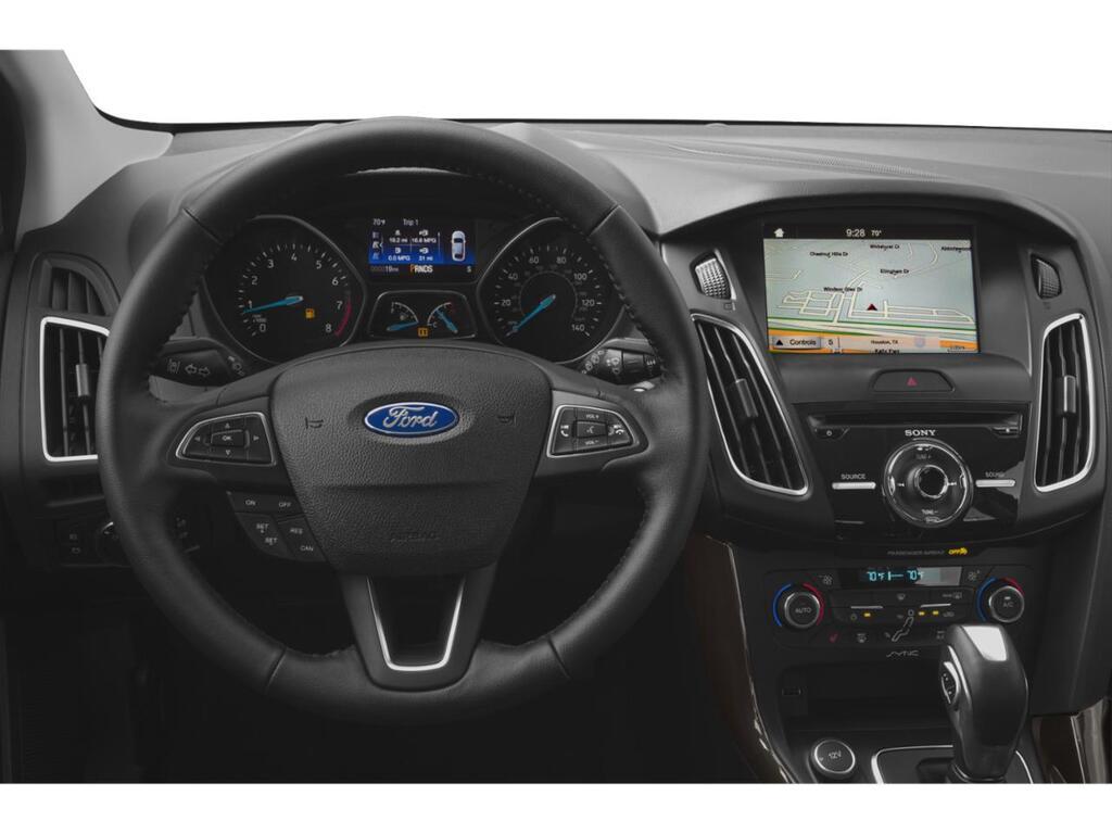 2018 Ford Focus Titanium Salisbury MD