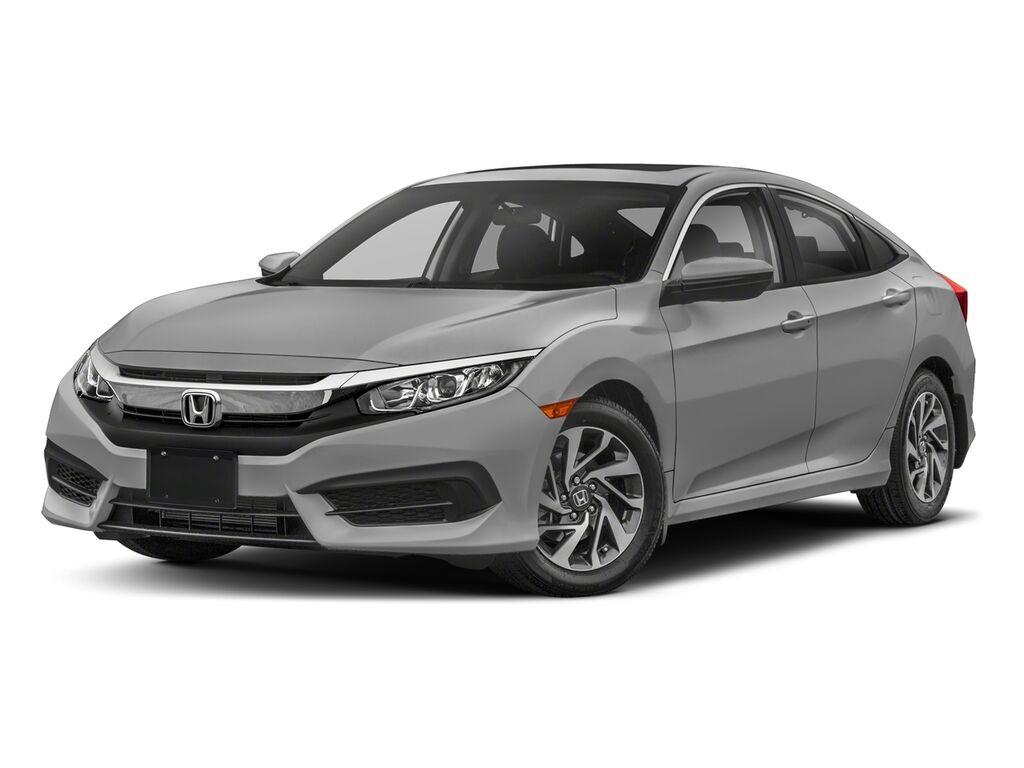 2018 Honda Civic EX Dayton OH