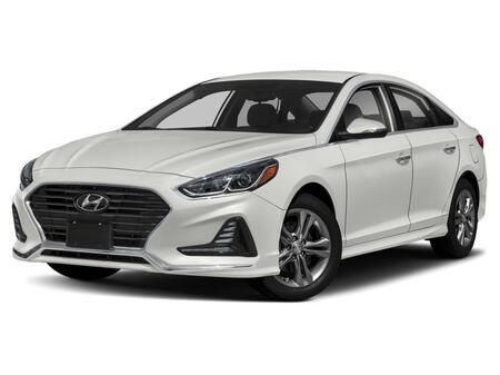 2018_Hyundai_Sonata_SE_ Salisbury MD