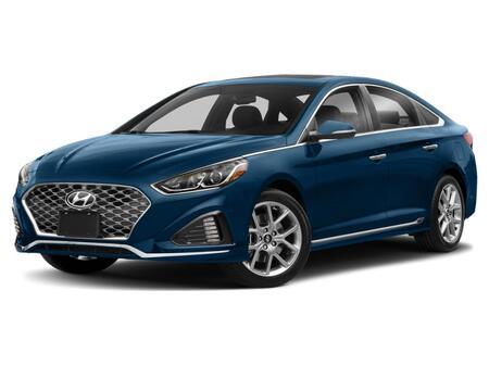 2018_Hyundai_Sonata_Sport+ **ONE OWNER**_ Salisbury MD