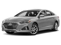 2018 Hyundai Sonata Sport **ONE OWNER**CERTIFIED**