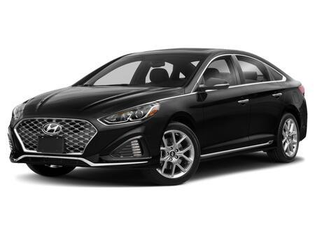 2018_Hyundai_Sonata_Sport+_ Salisbury MD