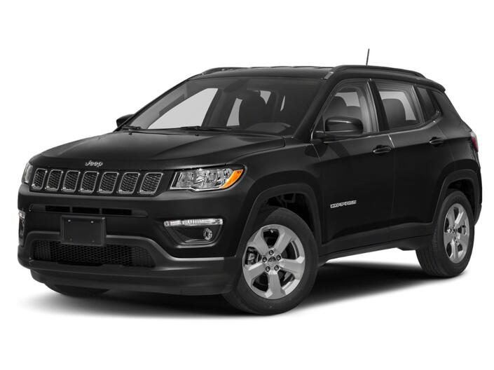 2018 Jeep Compass Limited 4x4 Providence RI