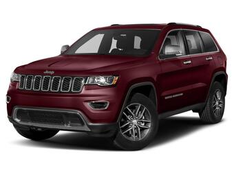 2018_Jeep_Grand Cherokee_Limited_ Richmond KY