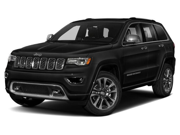 2018 Jeep Grand Cherokee Overland Bozeman MT