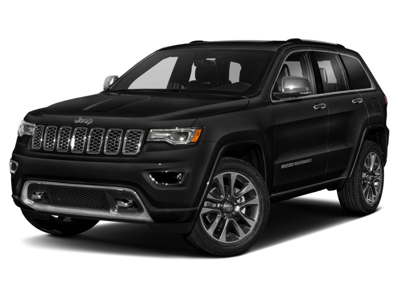 2018 Jeep Grand Cherokee Overland San Francisco CA