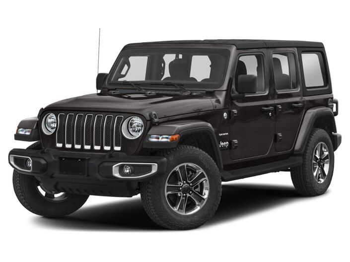 2018 Jeep Wrangler Unlimited Sahara Bozeman MT
