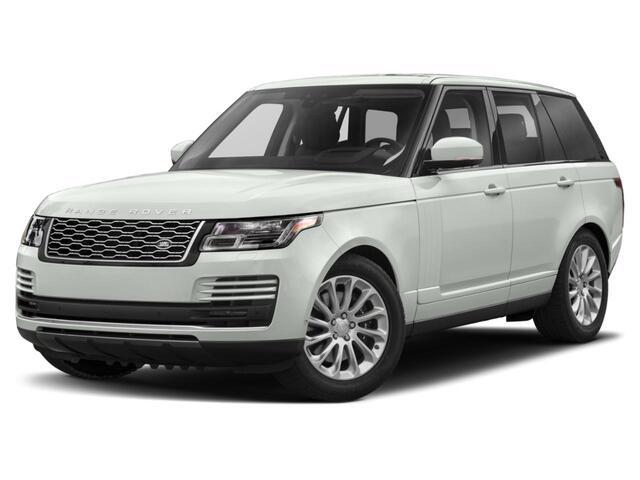 2018 Land Rover Range Rover 3.0L V6 Supercharged