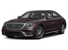 2018_Mercedes-Benz_S-Class_S 4504MATIC®_ Yakima WA