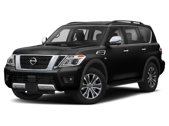 2018 Nissan Armada 4x4 SL Appleton WI