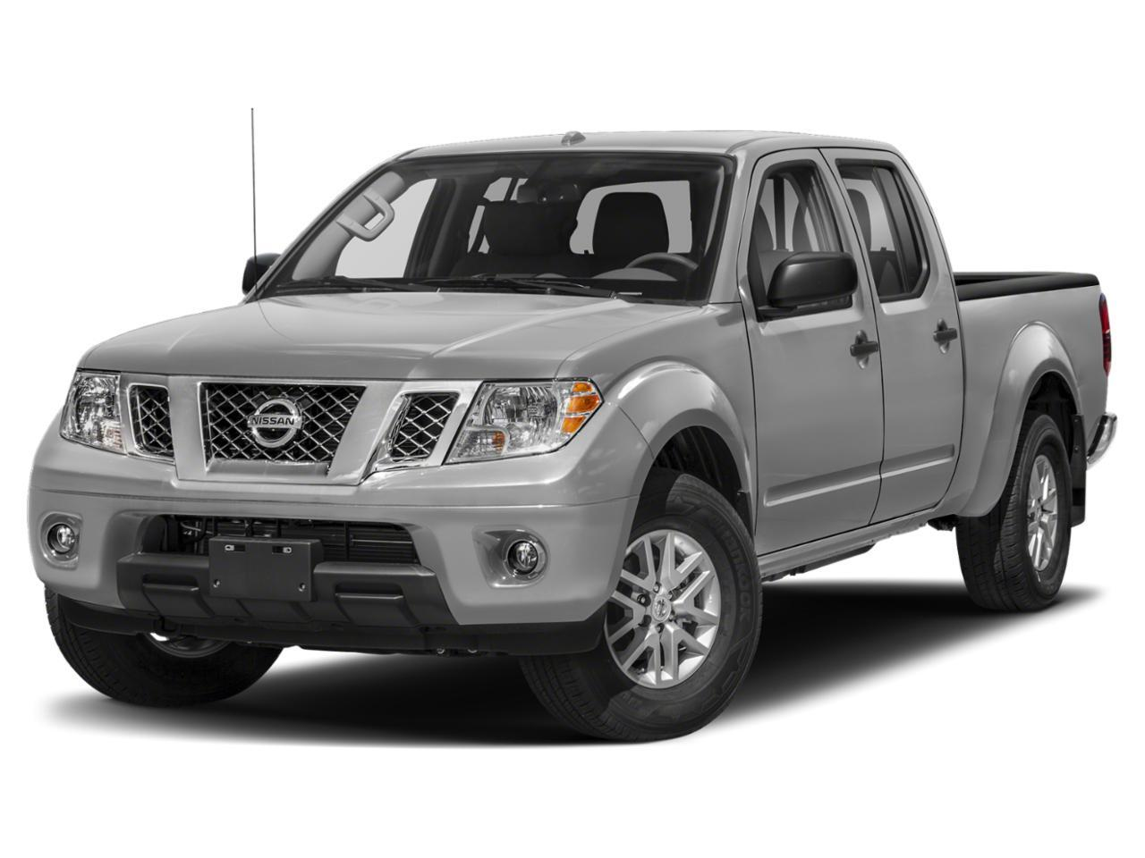 2018 Nissan Frontier SV AWD