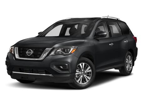 2018_Nissan_Pathfinder__ Salisbury MD