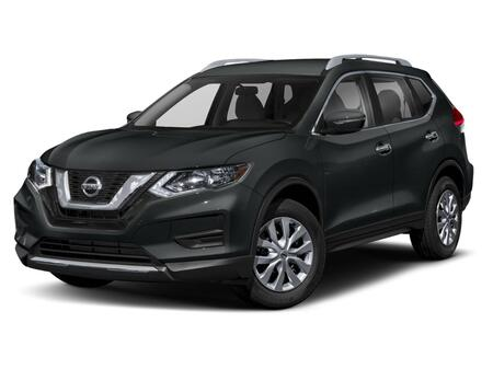 2018_Nissan_Rogue_S_ Salisbury MD