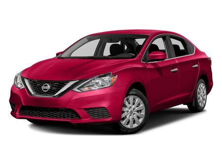 2018_Nissan_Sentra_SV_ Salisbury MD