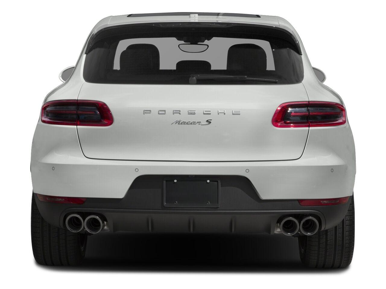 2018 Porsche Macan Turbo Colorado Springs CO