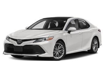 2018_Toyota_Camry_XLE_ Richmond KY