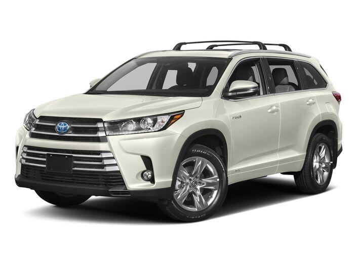 2018 Toyota Highlander Hybrid XLE Santa Rosa CA