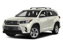 2018 Toyota Highlander XLE **ONE OWNER**
