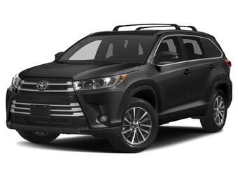 2018_Toyota_Highlander_XLE_ Richmond KY